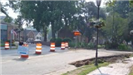 Construction Rerouting of Traffic