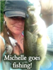 Michelle and Her Fish