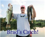 Brad Showing Off His Catch