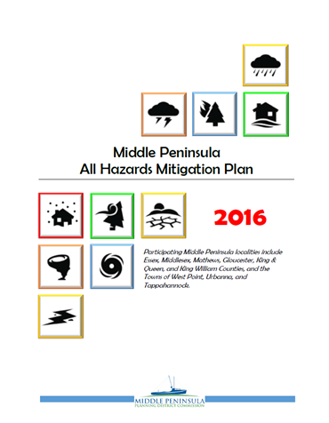 Middle Peninsula All Hazards Mitigation Plan 2016