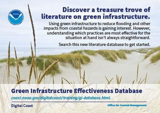 Green Infrastructure Effectiveness Database