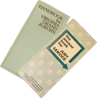 Handbook for Virginia Grand Jurors
