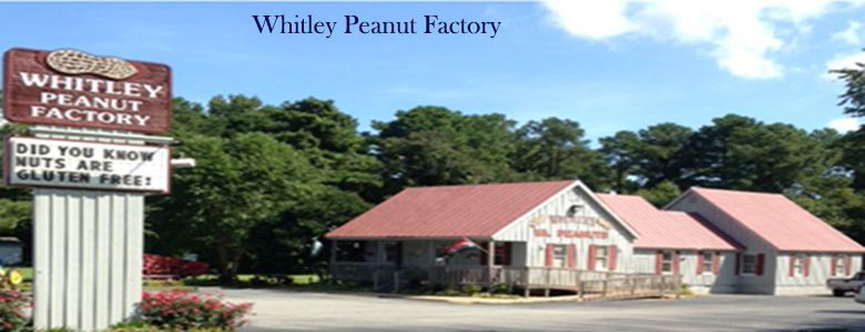 Whitley Peanut Factory