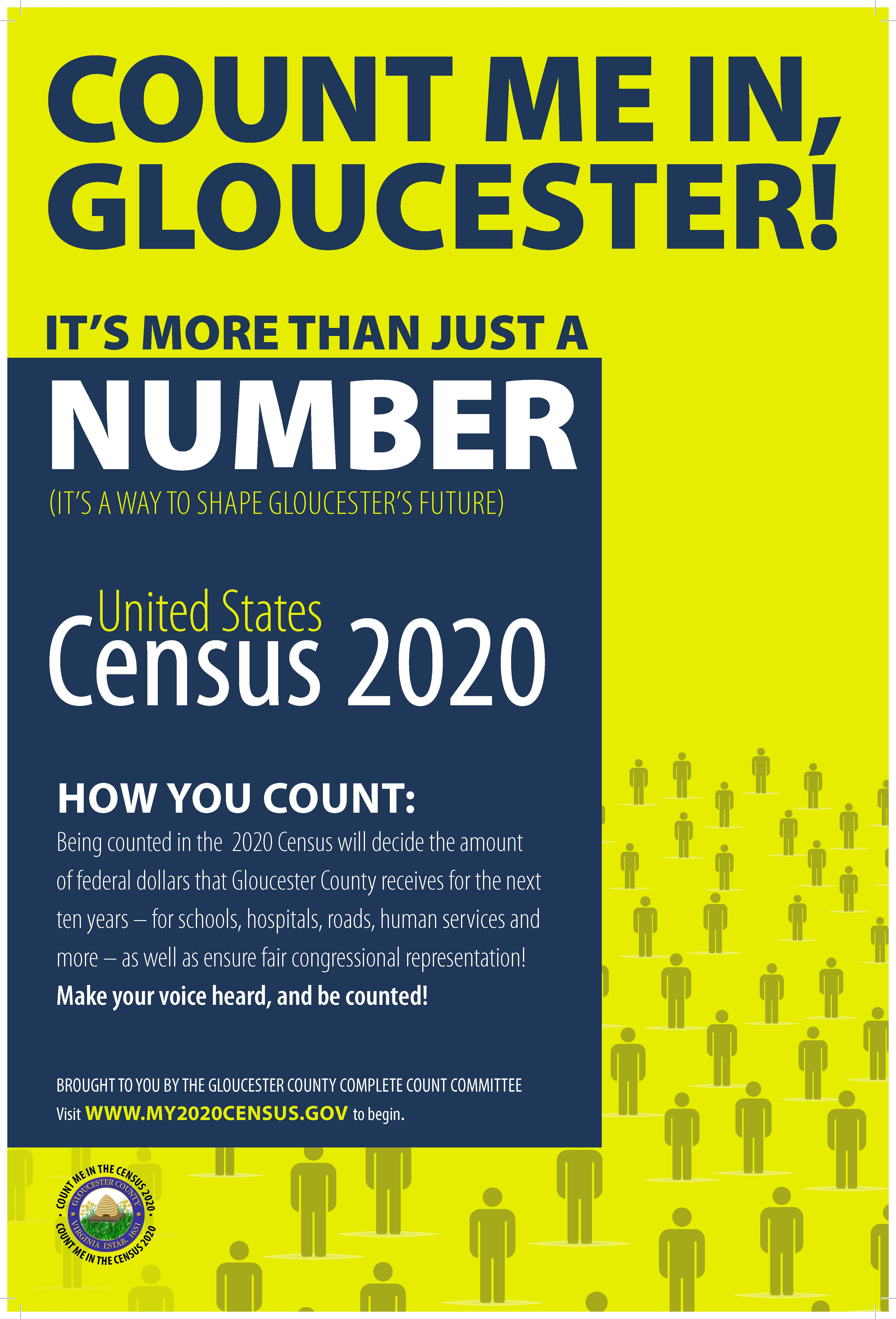 CENSUS POSTER