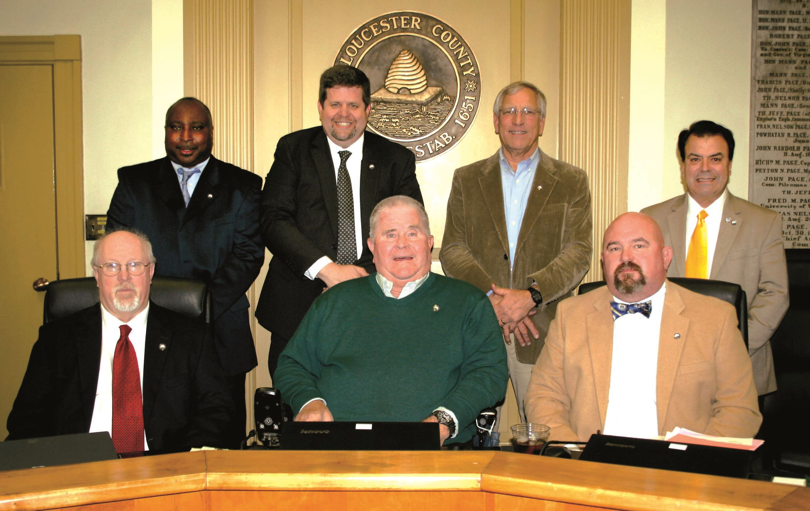 Gloucester Board of Supervisors