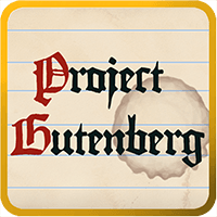 Project Gutenberg Icon Opens in new window