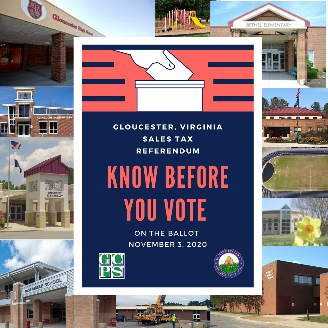 Know Before You Vote GCPS Ballot